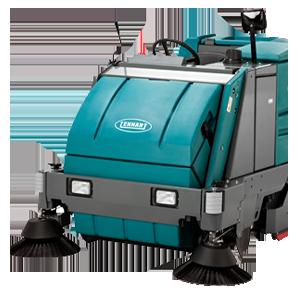 Tennant Scrubber Sweeper